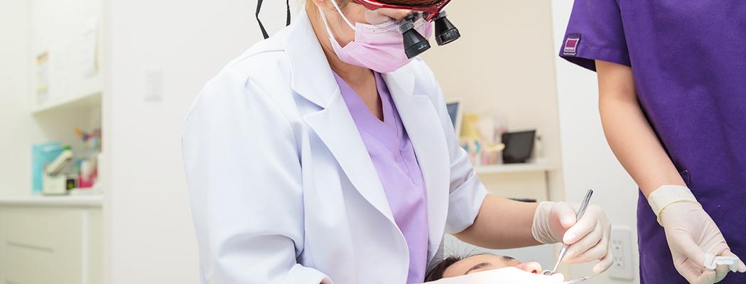 失った歯に対する治療法は様々な選択肢があります