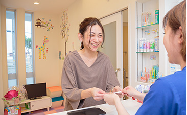 歯の治療が苦手な方にも優しい歯科治療